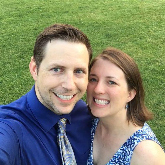 Adoptive Family - Travis & Jen