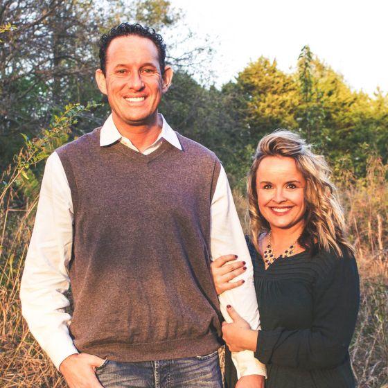 Adoptive Family - Philip & Jessica