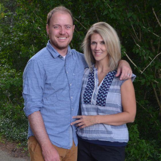 Adoptive Family - Ryan & Kelly