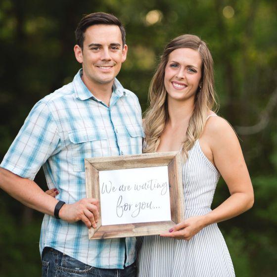 Adoptive Family - Brandon & Katlyn