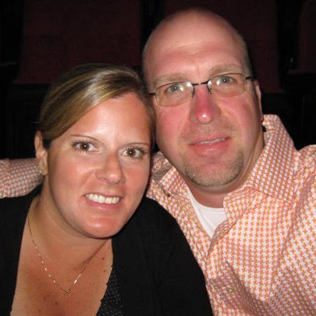 Adoptive Family - Dave & Kristie