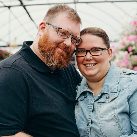 Adoptive Family - Jacob & Colleen