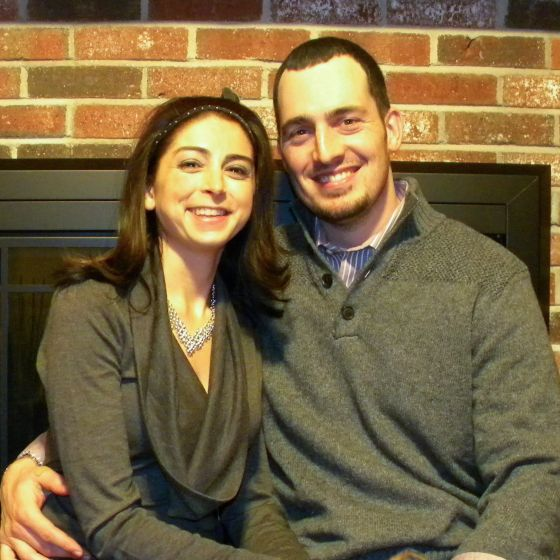 Adoptive Family - Dave & Kate