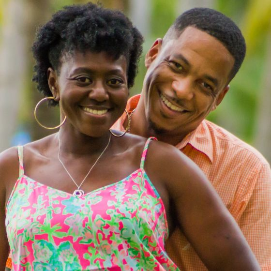 Adoptive Family - Robert & Andrea