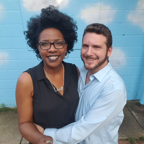 Adoptive Family - Dan & Kahmeela
