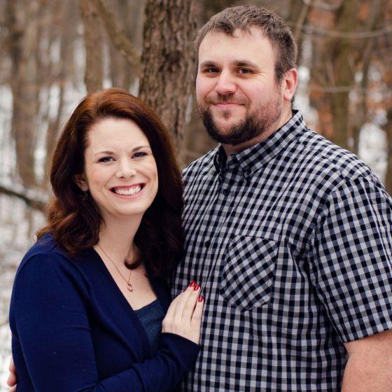 Adoptive Family - Bryce & Meghan