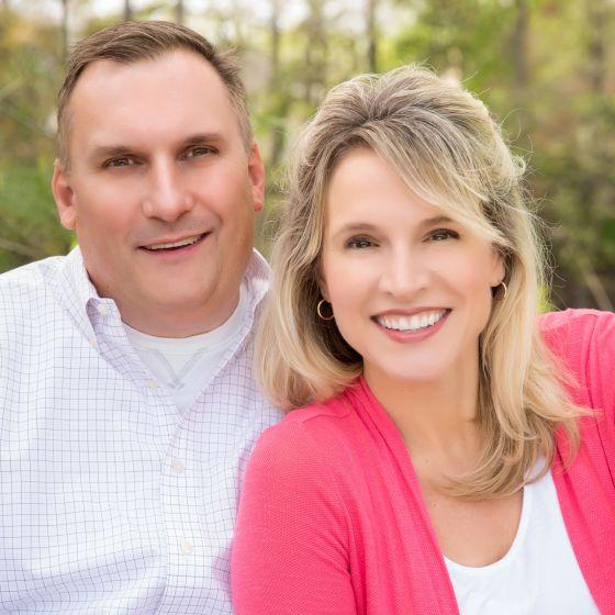 Adoptive Family - Doug & Karen