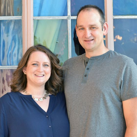 Adoptive Family - Erik & Kim