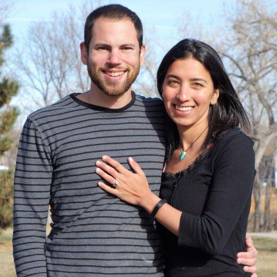 Adoptive Family - Jamie & Mehak
