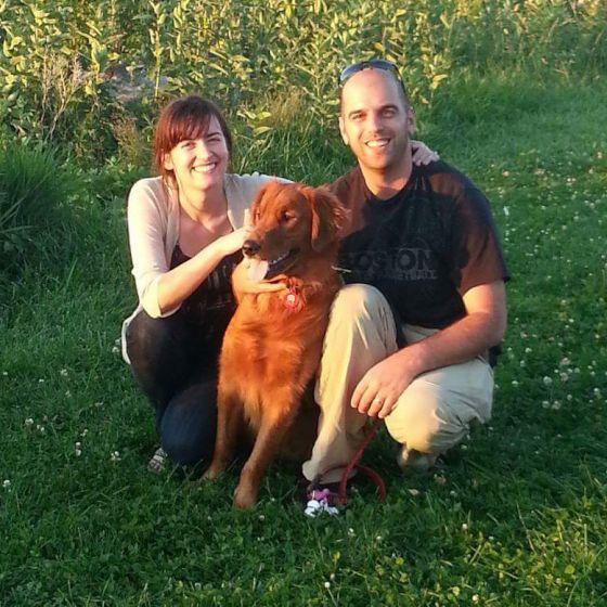 Adoptive Family - Hanan & Irina