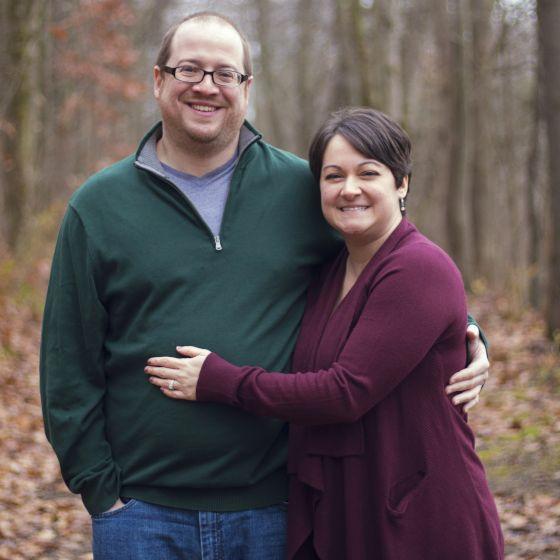 Adoptive Family - Matt & Liz