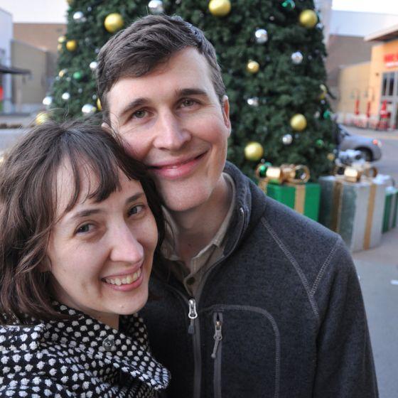 Adoptive Family - Paul & Jessica
