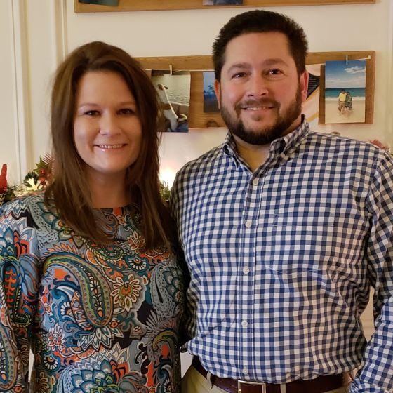 Adoptive Family - Travis & Martha