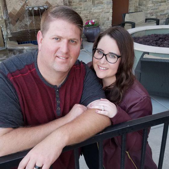 Adoptive Family - Wade & Jessica