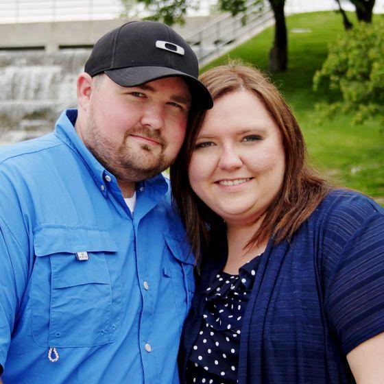 Adoptive Family - Andrew & Becky