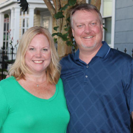 Adoptive Family - Doug & Janet