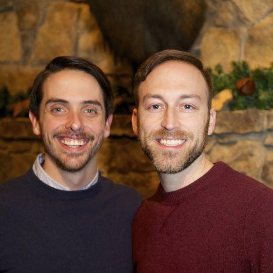 Adoptive Family - Chris & Rob