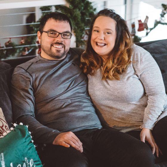 Adoptive Family - Joshua & Rachael