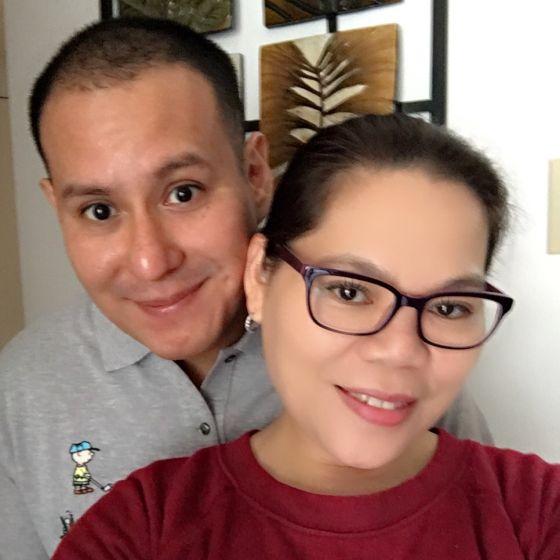 Adoptive Family - Oscar & Jerylin