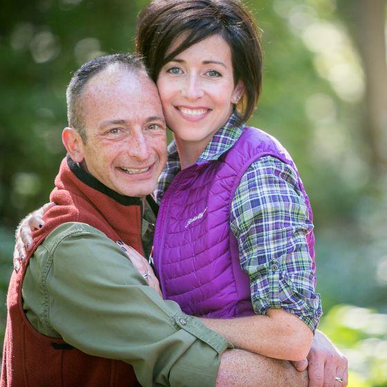 Adoptive Family - Norm & Kacey