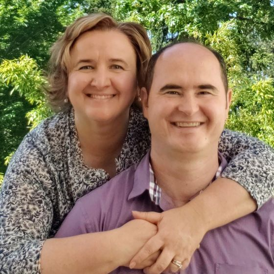 Adoptive Family - Mladen & Elena