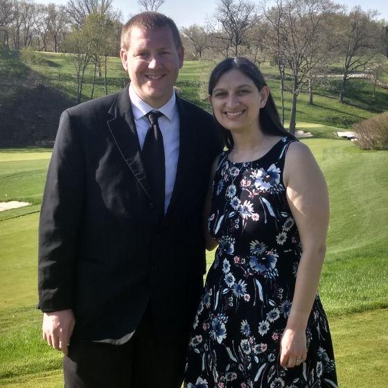 Adoptive Family - Josh & Beth