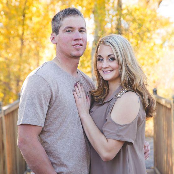 Adoptive Family - Brandon & Makayla