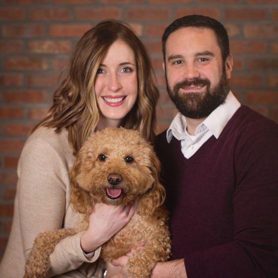 Adoptive Family - Dan & Rachel