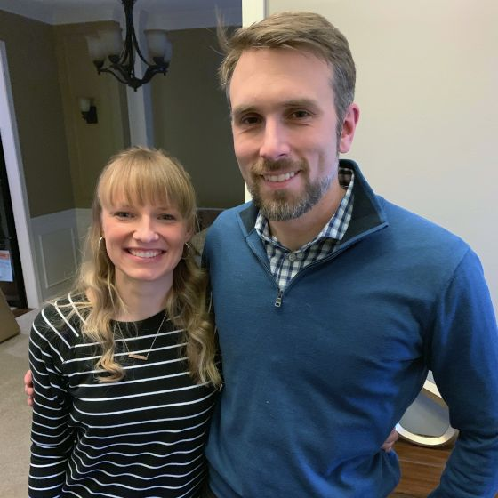 Adoptive Family - Bert & Kellie