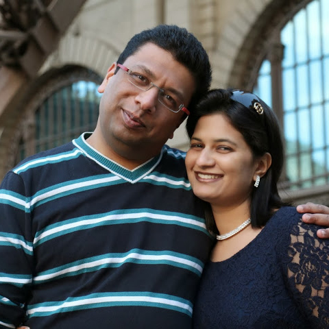 Adoptive Family - Nikhil & Pragati