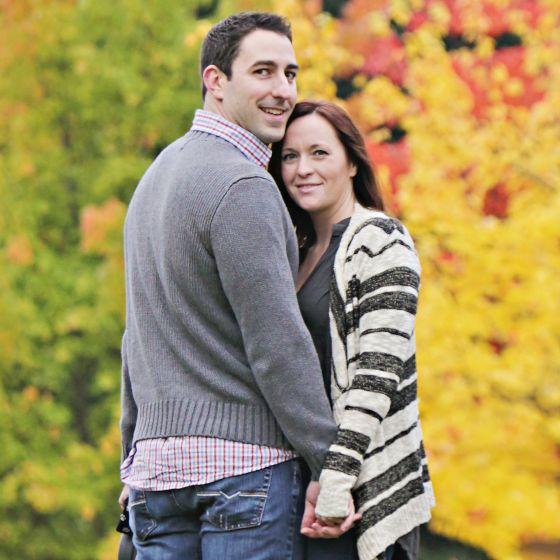 Adoptive Family - Jaret & Nicole