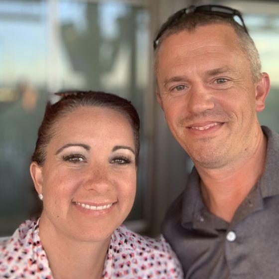 Adoptive Family - Jeff & Andra