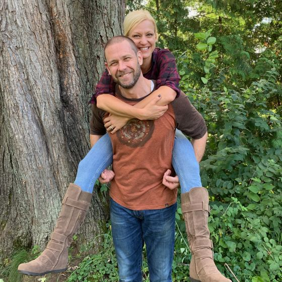 Adoptive Family - Luke & Mandy