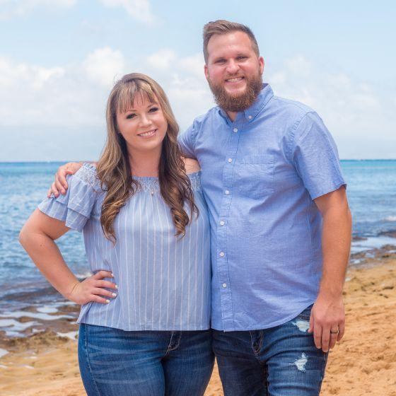 Adoptive Family - Alex & Sarah
