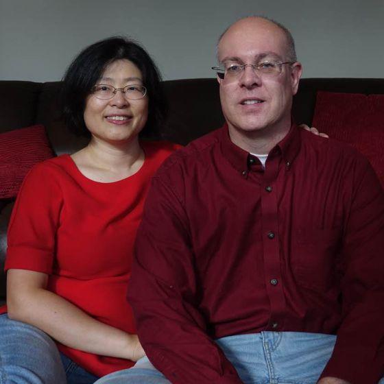 Adoptive Family - Clark & Jin
