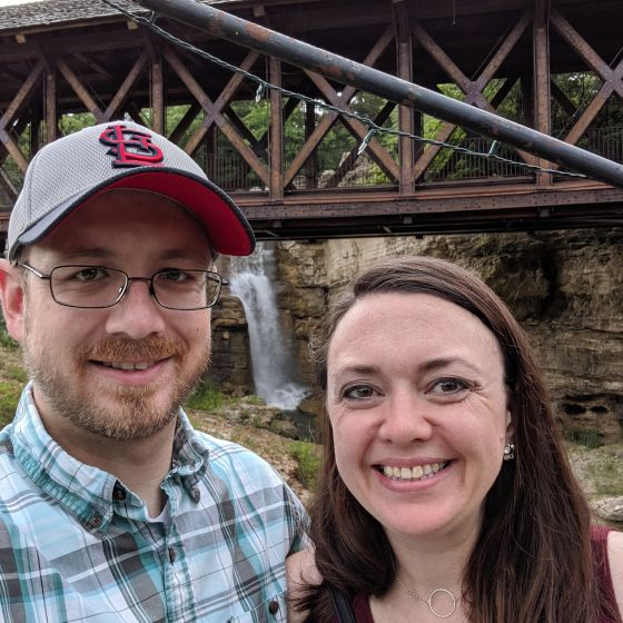 Adoptive Family - Stefan  & Erin