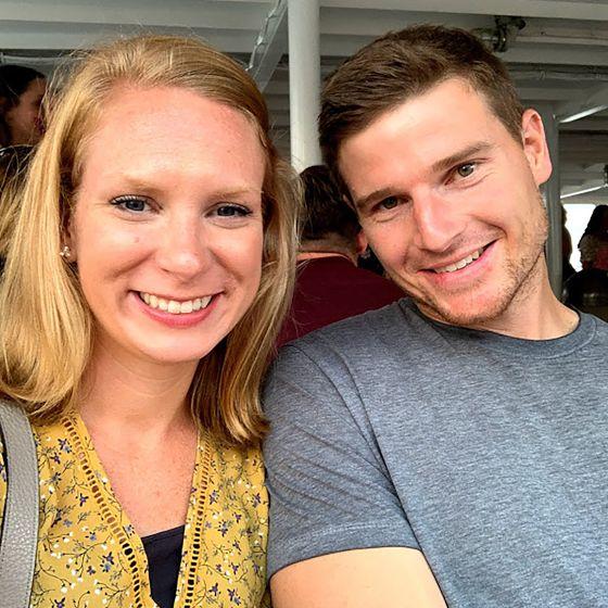 Adoptive Family - Patrick & Kellyann