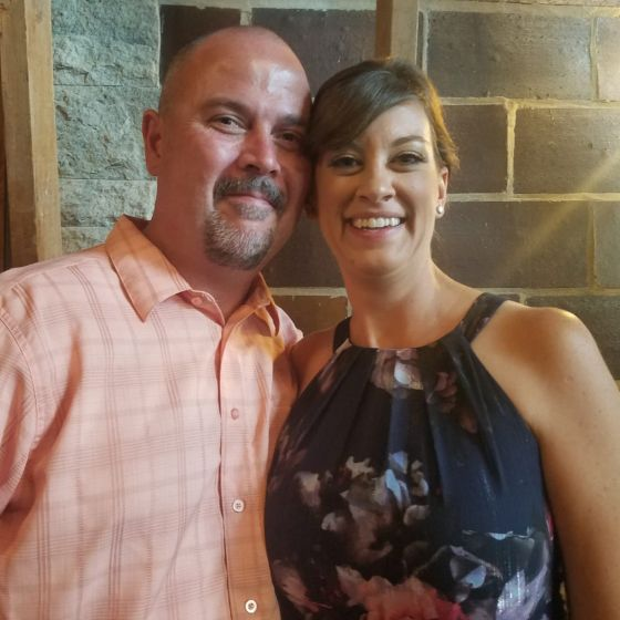 Adoptive Family - Rick & Leslie