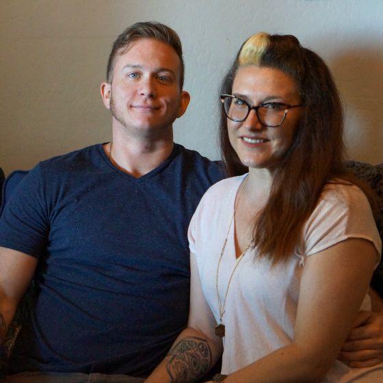 Adoptive Family - Shaun & Meagan