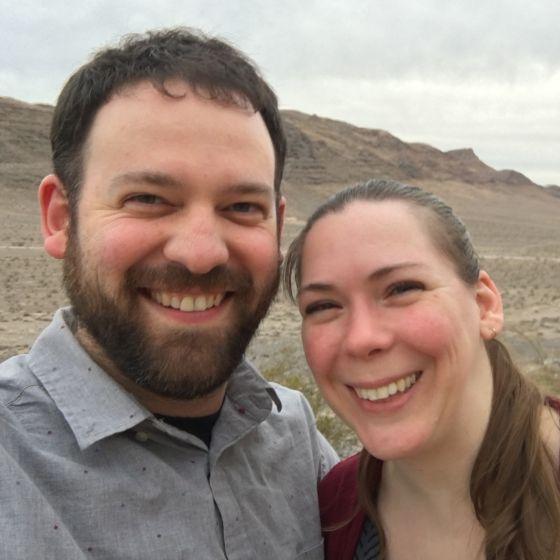 Adoptive Family - Adam & Jen