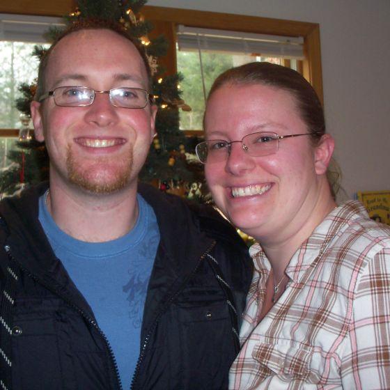 Adoptive Family - Nathan & Danielle