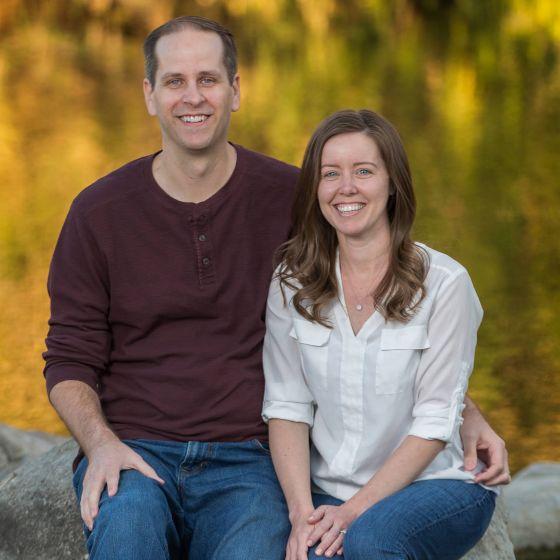 Adoptive Family - Erik & Emily