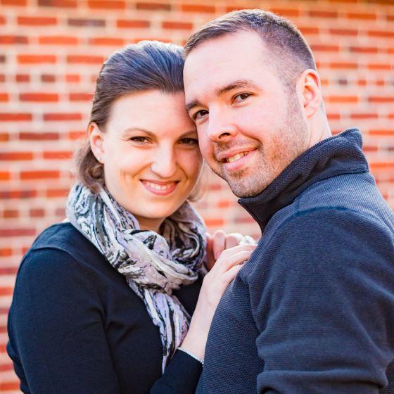 Adoptive Family - Seth & Brittany