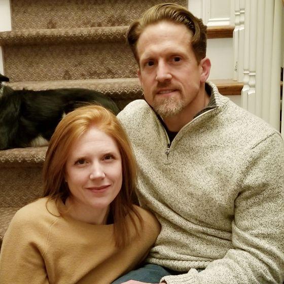 Adoptive Family - Andy & Sarah