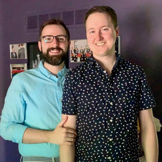 Adoptive Family - Ryan & Ben