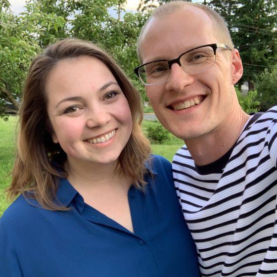 Adoptive Family - Kris & Christiana