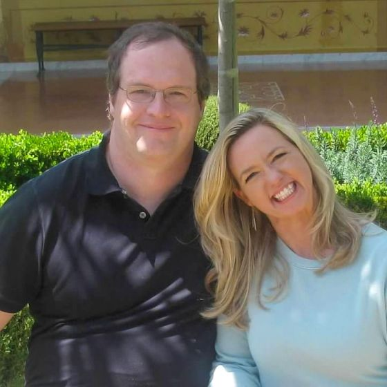 Adoptive Family - Brian & Kelley