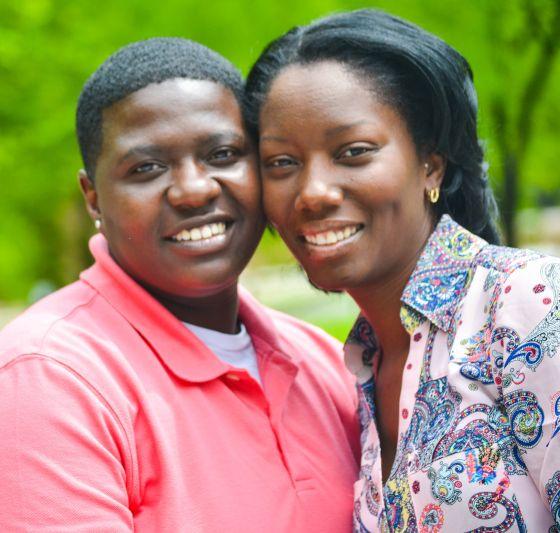 Adoptive Family - Valerie & Kizzy
