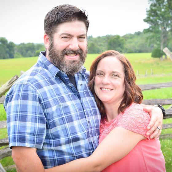 Adoptive Family - Matt  & Deanna