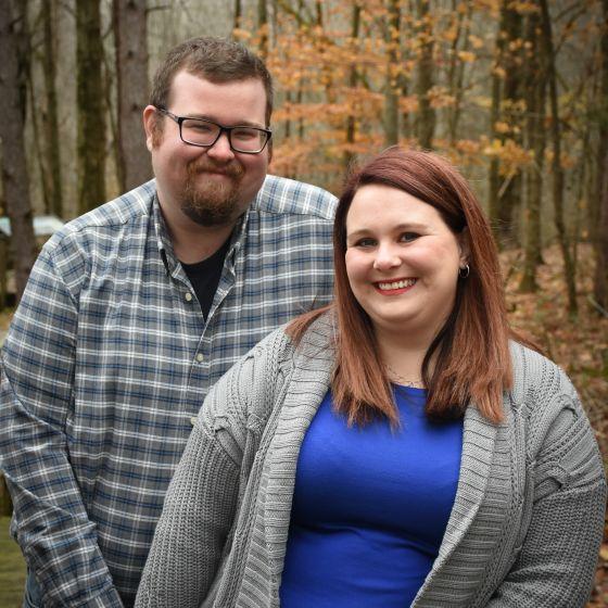 Adoptive Family - Collin & Becky
